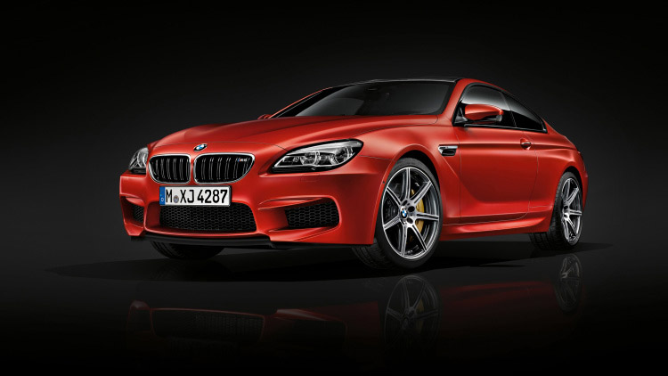 BMW M6 Competition Package Gets 600hp