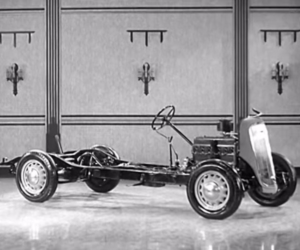 No Ghosts: How Chevy Built Cars Back in 1935