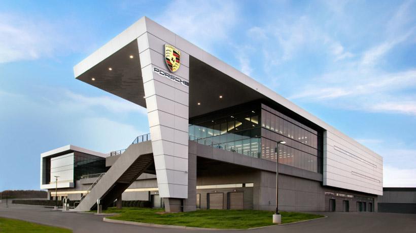 Porsche Experience Center in Atlanta Has a 1.6-mile Track