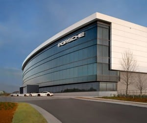 Porsche Experience Center in Atlanta Has a 1.6-mile Track