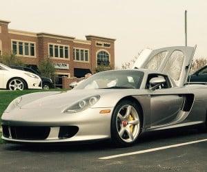 Carspotting: Porsche Carrera GT