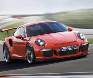 Porsche's New Cruise Control Can Corner at 0.7 Gs