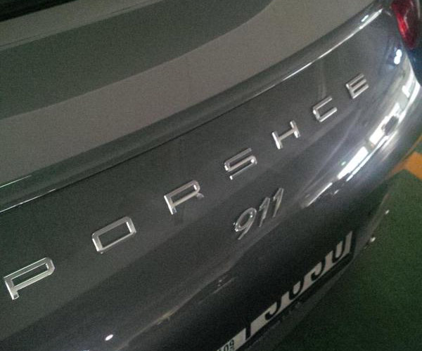 Despite This Image, Porsche Is Not Changing Its Name