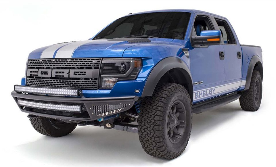 Shelby Baja 700 Ford F-150 Raptor