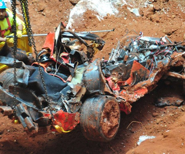 Corvette Museum to Add Sinkhole Simulation Attraction