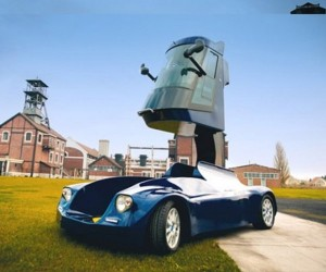 Iris Viseo EV Looks Like It Was Designed on Easter Island