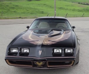Blast from the Past: 1981 Firebird Turbo Trans Am