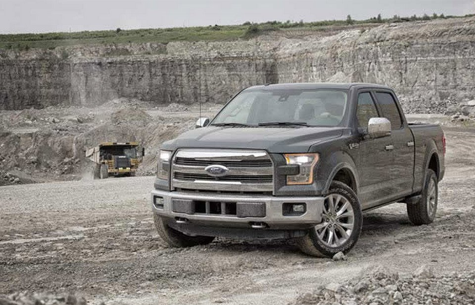 Ford F-150 Frame Shortage Slows Production