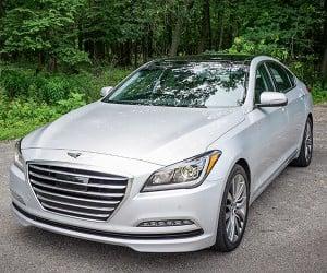 Review: 2015 Hyundai Genesis 5.0 RWD