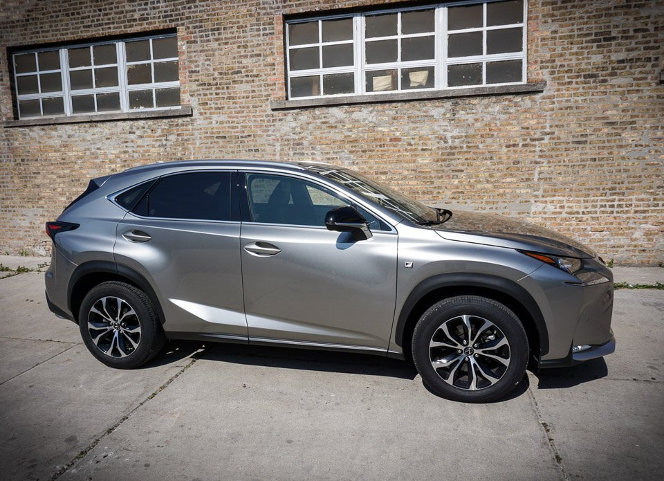 review 2015 lexus nx 200t f sport awd 95 octane. Black Bedroom Furniture Sets. Home Design Ideas