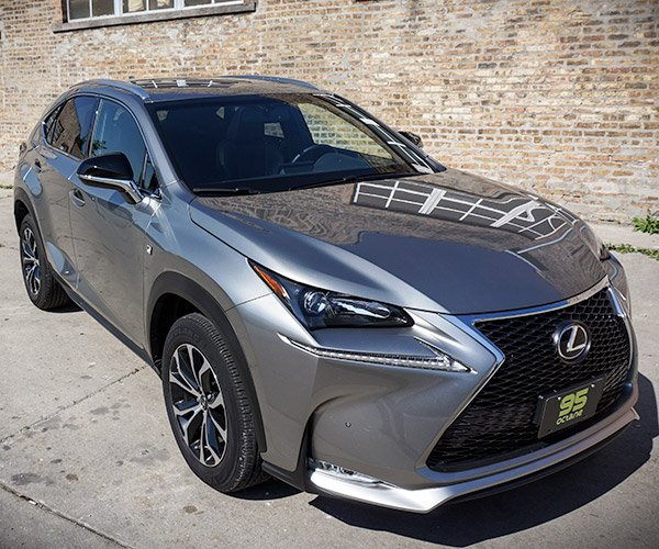 Review: 2015 Lexus NX200t F Sport AWD