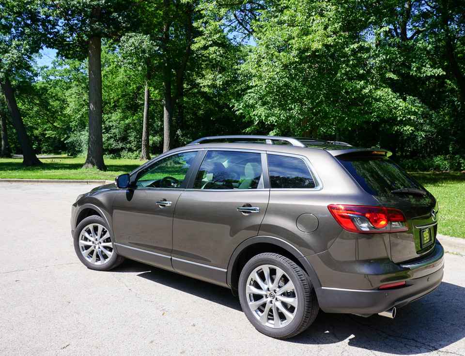 review 2015 mazda cx 9 grand touring awd 95 octane. Black Bedroom Furniture Sets. Home Design Ideas