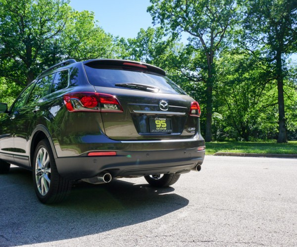 2015 Mazda Cx 9 Review: Review: 2015 Mazda CX-9 Grand Touring AWD