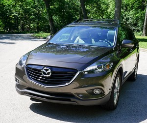 Review: 2015 Mazda CX-9 Grand Touring AWD