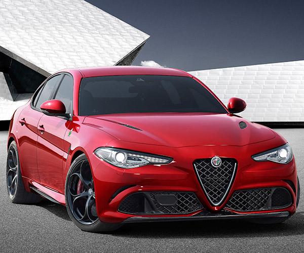 2016 Alfa Romeo Giulia Rocks up to 510hp