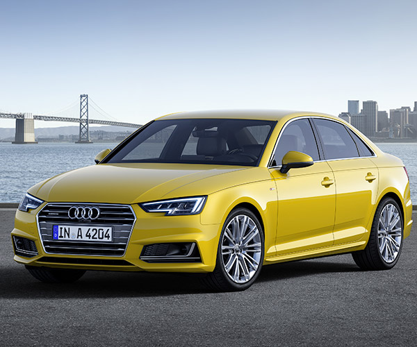 2016 Audi A4 Grows, but Sheds Weight