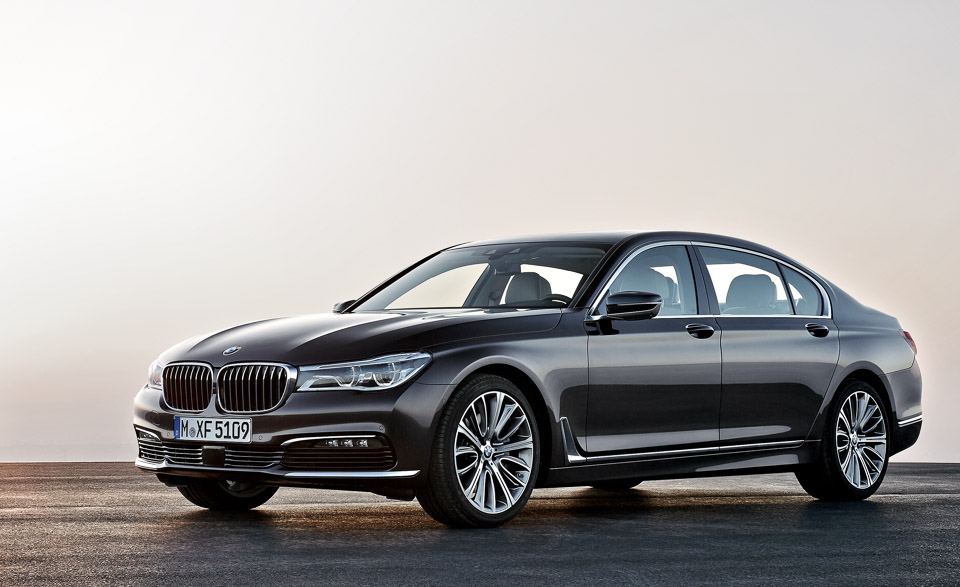 Behold the 2016 BMW 7-Series