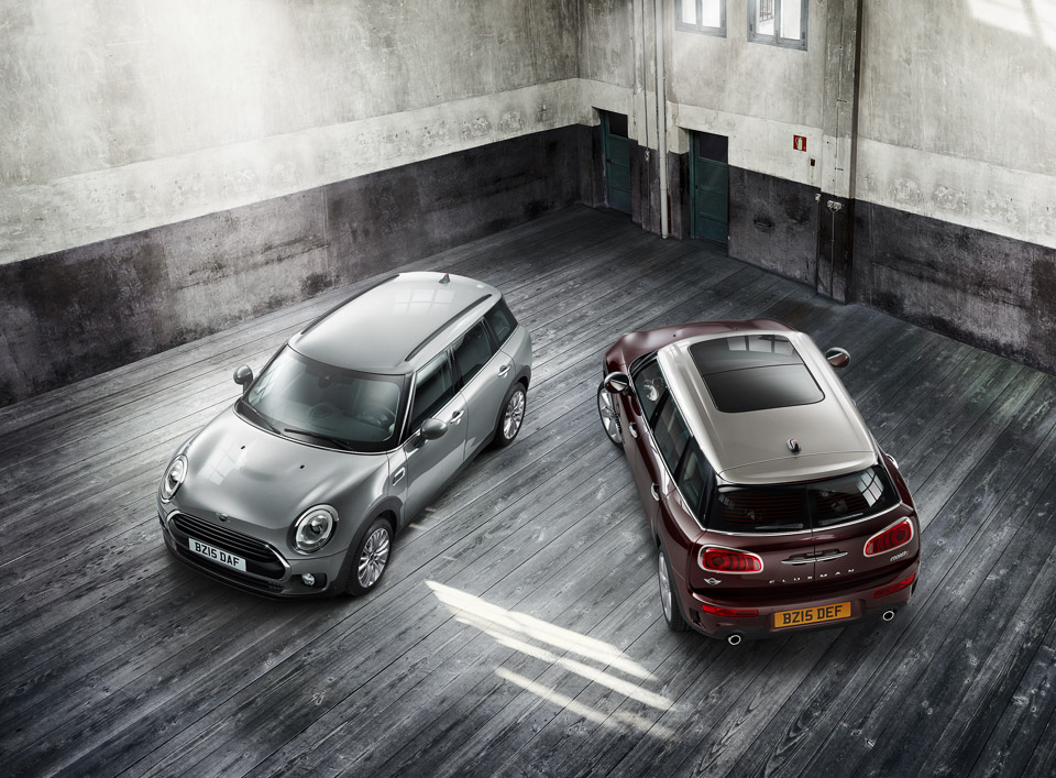 2016 MINI Clubman Grows for Comfort