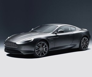 Aston Martin DB9 GT Brings a V12 Punch to Goodwood