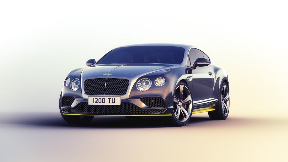 Bentley Continental GT Speed Breitling Jet Team Edition