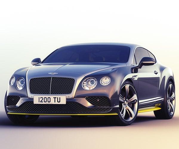 Bentley Continental GT Speed Breitling Jet Team Edition