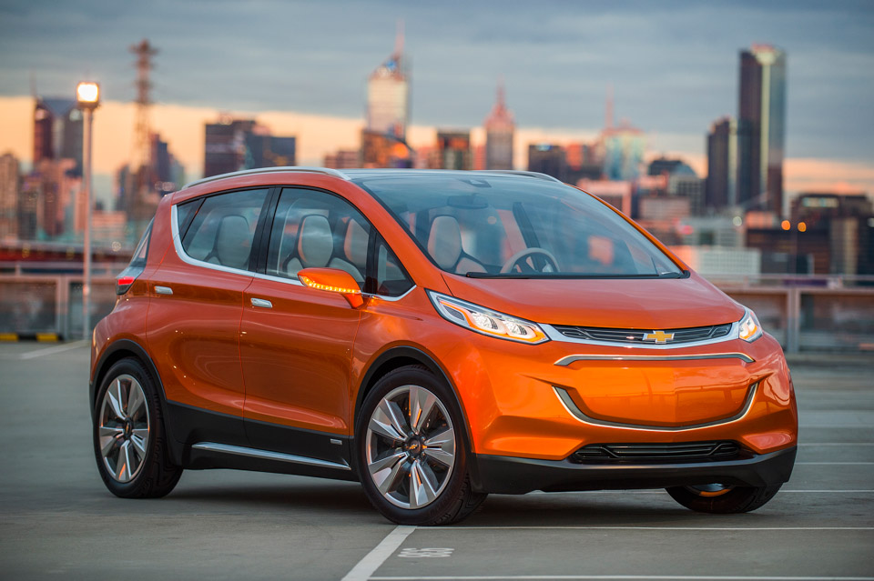 Chevy Says Bolt Prototypes Hit 200 Miles Per Charge