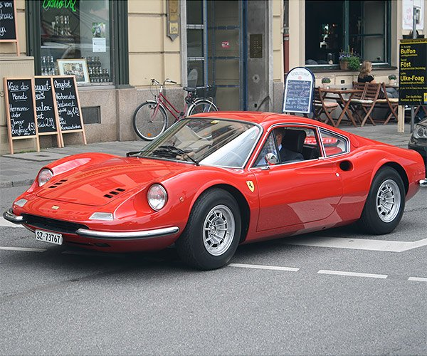 Ferrari Dino Reportedly Making a Comeback