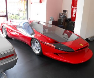 Homely Yes, But This Ferrari Can Fly