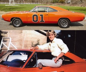John Schneider's General Lee Heads to Auction