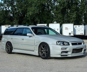 Nissan GT-R Wagon Turns up on eBay