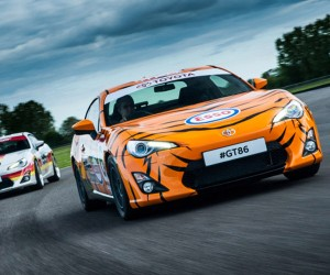 Toyota to Bring Retro Liveried GT86s to Goodwood
