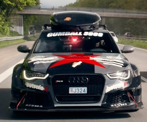 Inside the Gumball 3000 Rally with Team Betsafe