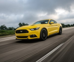 750hp Hennessey Mustang Hits 207.9 mph