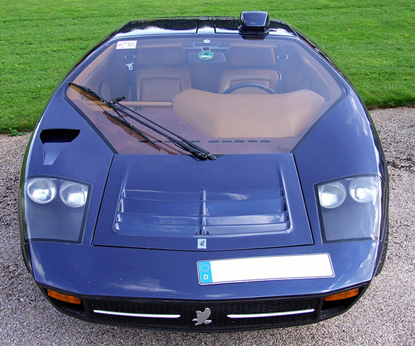 The Isdera Imperator 108i Was Furiosa