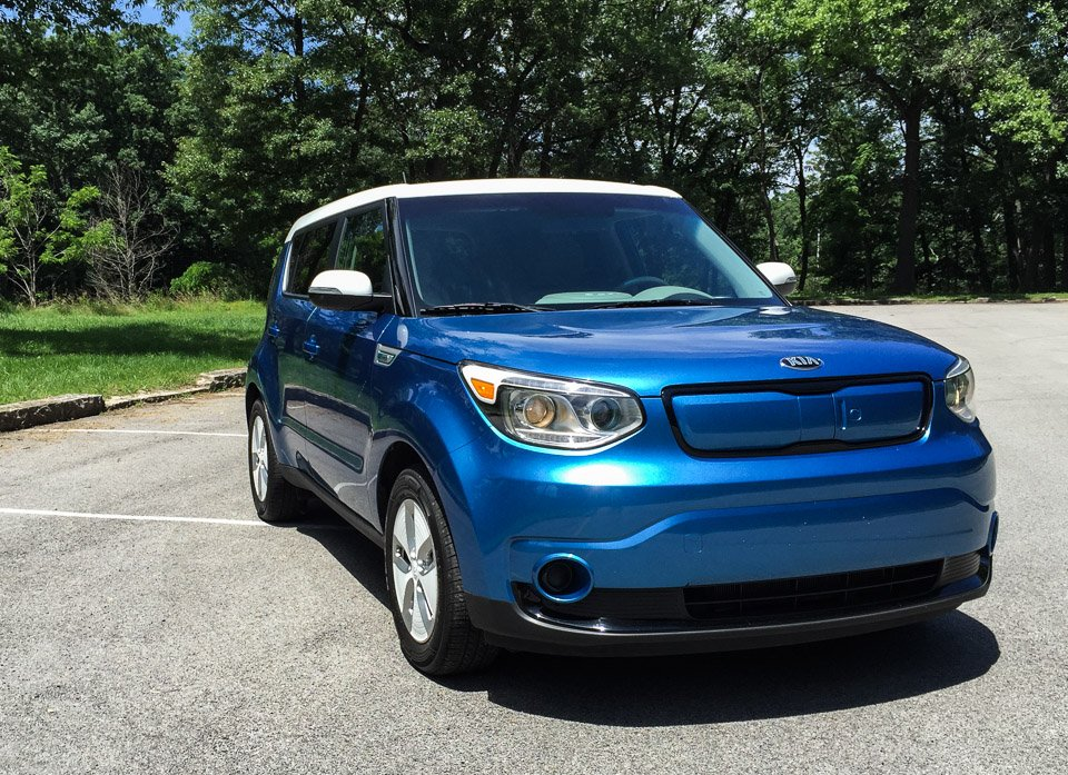 Review: 2015 Kia Soul EV