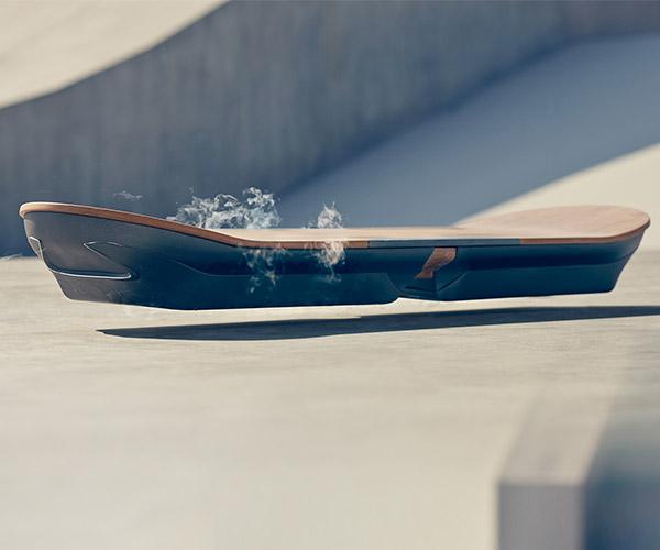 Lexus Teases Hoverboard Prototype