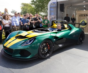 Lotus 3-Eleven: Fast and Light
