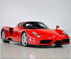 Money Mayweather Selling His Enzo for More Money
