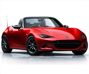 Road and Track Tests the 2016 Mazda MX-5