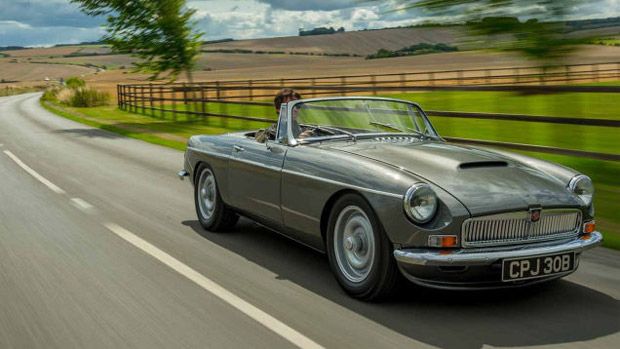 Buy a New MGB that Won't Burst into Flames or Break!