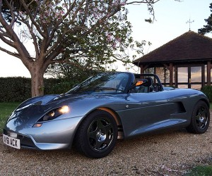Who Wants to Buy a Tiny Sports Car Manufacturer?
