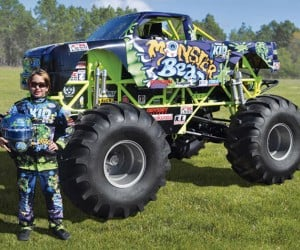 For $125,000 Get Your Own Mini Monster Truck