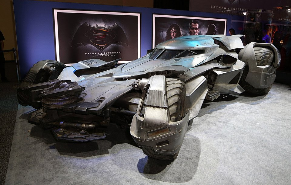 Miller Buick Gmc >> The Next Batmobile is a Blend of Batmobiles Past