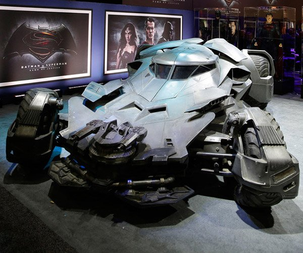 The Next Batmobile is a Blend of Batmobiles Past