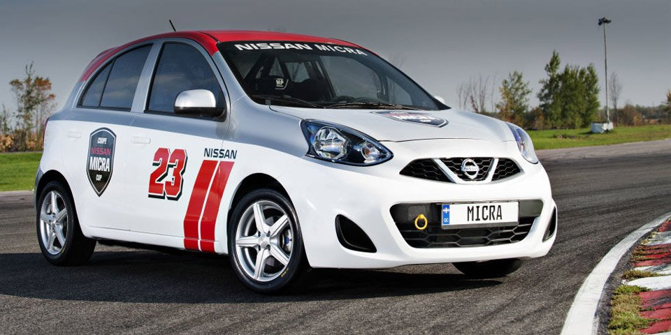 Nissan Micra Racer is Small, Slow, and Fun