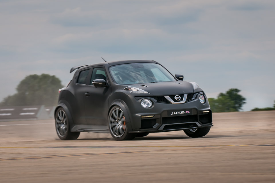Nissan Juke-R 2.0 Packs 608hp