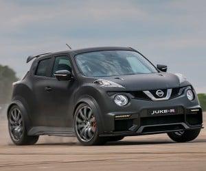 Nissan Juke-R 2.0 Packs 608hp