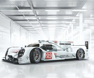 Bid for a Rare, but Very Slow, Porsche 919 Hybrid