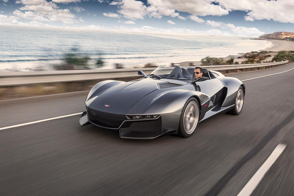 Revzani Beast Supercar Revealed