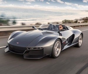Revzani Beast Supercar Revealed